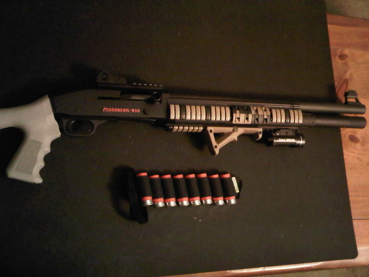 Shotgun PICS!!!! Post them here | Page 18 | Springfield XD Forum